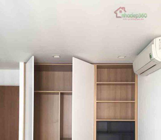 Thi công gỗ nội thất căn hộ chung cư Sunrise City- Q7