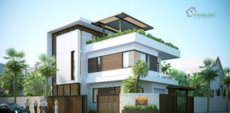 Công ty thiết kế kiến trúc nhà phố, biệt thự đẹp tại Bình Dương, HCM