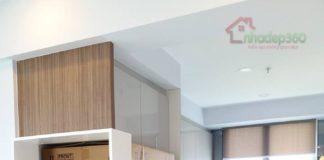 Thi công thực tế căn hộ Green Valley-Q7