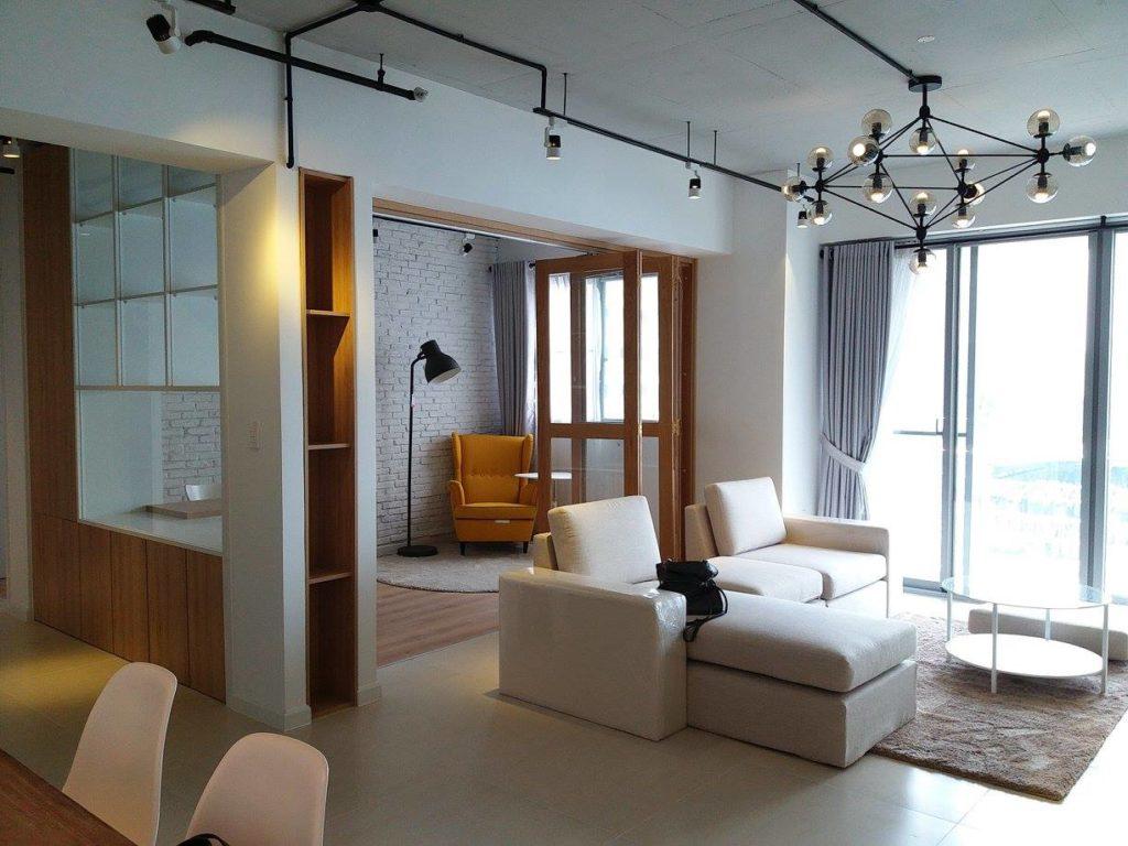 Thi công nội thất trọn gói căn hộ chung cư