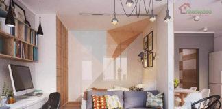 Nội thất căn hộ chung cư diện tích nhỏ 40m2 - Biconsi Bình Dương
