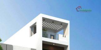 Thiết kế trọn gói nhà phố 5x20m