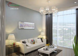 Thiết kế và thi công nội thất căn hộ cao cấp Sora Garden - Bình Dương