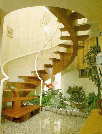 Giếng trời trong thiết kế kiến kiến trúc.
