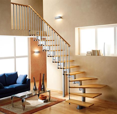 Những điểm cần lưu ý khi thiết kế cầu thang nhà phố