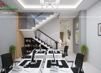 Thiết kế nội thất nhà phố đẹp ( anh Thịnh - Thủ Dầu Một - Bình Dương )