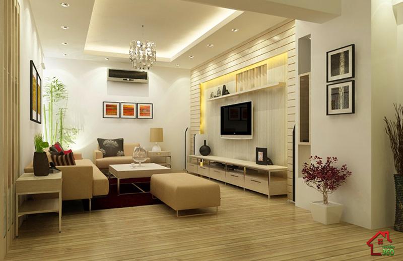 Thiết kế nội thất Bình Dương uy tín - chất lượng