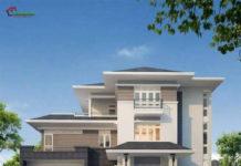 Thiết kế kiến trúc, nội thất tại Bình Dương