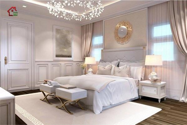 Thiết kế nội thất biệt thự đẹp ở Hồ Chí Minh