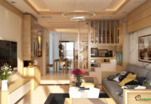 Thiết kế nội thất ở Thủ Dầu Một - Bình Dương