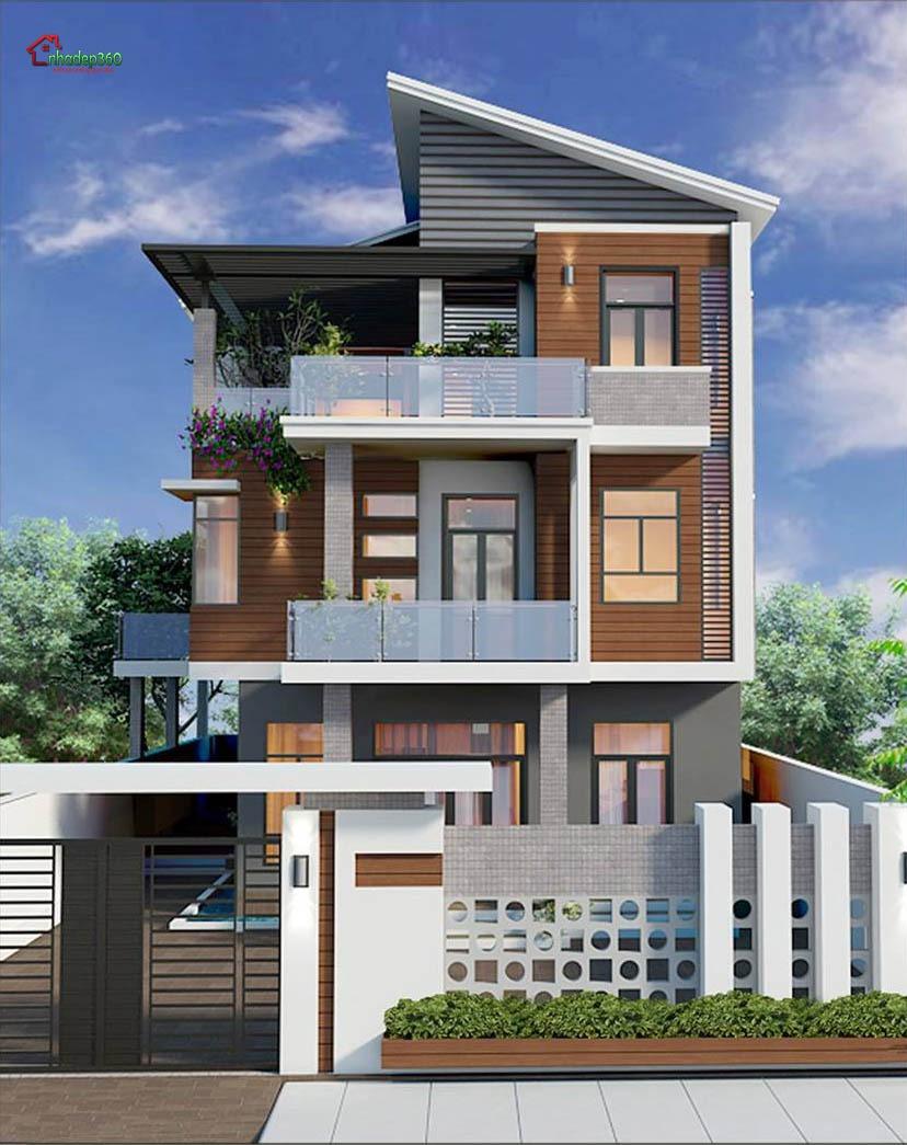 Thiết kế thi công nhà đẹp Bình Dương