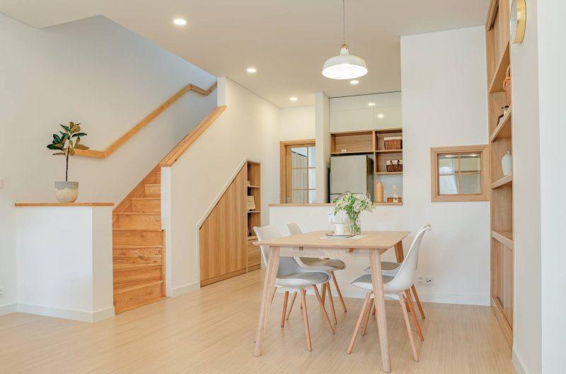 Thiết kế nội thất nhà đẹp ở Quận 1