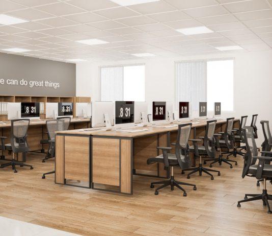 Thiết kế nội thất văn phòng ở Tp HCM